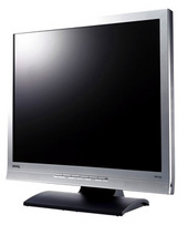 BenQ FP72E 17 Silver LCD Monitor 8ms image
