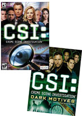 CSI + CSI 2 Dark Motives Bundle Pack for PC Games