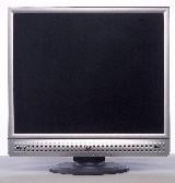 """BenQ FP91V 19"""" 4ms Silver LCD Monitor   270nits  4ms GTG  1280 x 1024  550:1  0.294"""