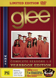 Glee - Season 1-3 Collection DVD