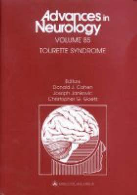 Tourette Syndrome by Donald J. Cohen
