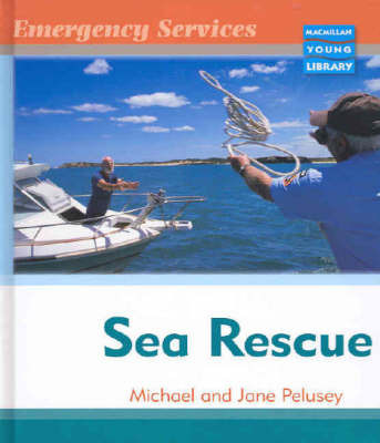 Sea Rescue by Michael Pelusey