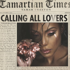 Calling All Lovers by Tamar Braxton