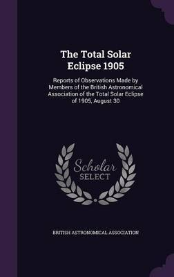 The Total Solar Eclipse 1905 image