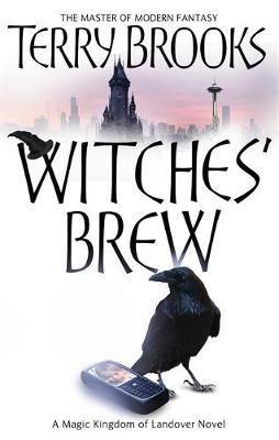 Witches' Brew (Magic Kingdom of Landover #5) by Terry Brooks