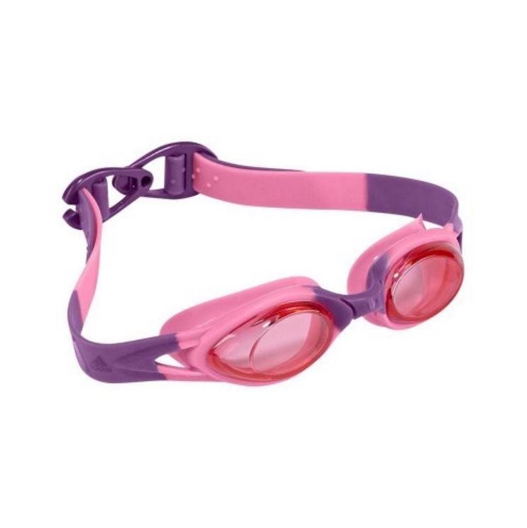 Adidas Aquasurf Kids Goggles - Pink Lens (Pink/Purple) image