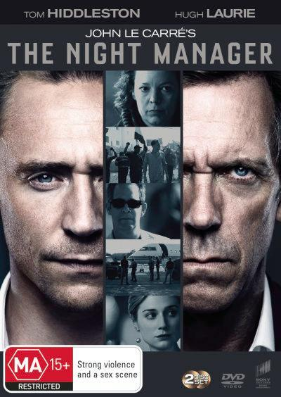 The Night Manager - The Complete Series on DVD image