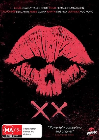 XX on DVD image