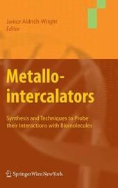 Metallointercalators image