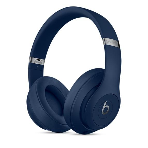 Beats - Wireless Over-Ear Headphones (Blue)