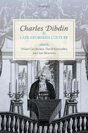 Charles Dibdin and Late Georgian Culture