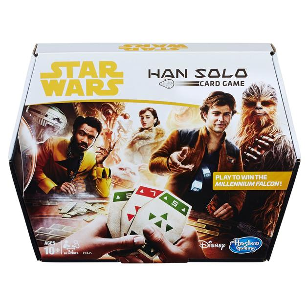 Star Wars: Han Solo - The Card Game
