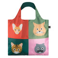 Loqi: Shopping Bag Cats & Dogs Collection - Cats