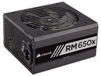 Corsair RMx Series RM650x Fully Modular 80+ Gold Power Supply image