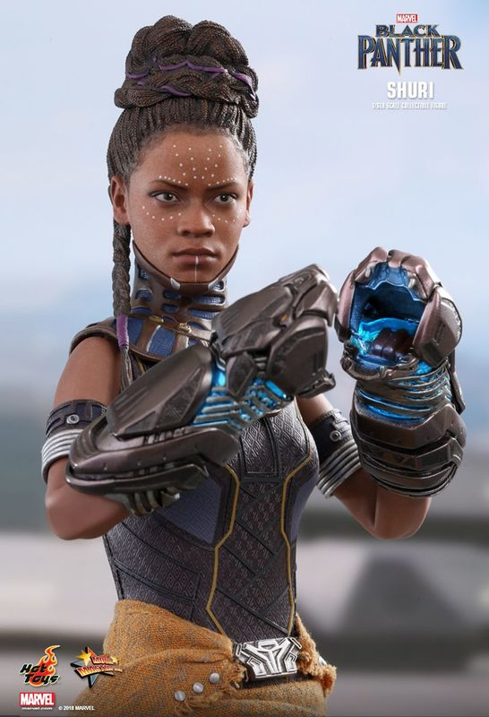 "Marvel: Shuri - 12"" Articulated Figure"