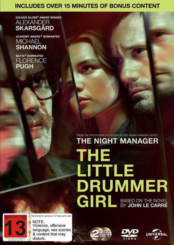 The Little Drummer Girl on DVD