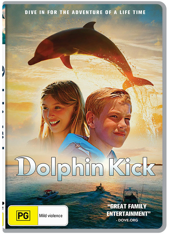 Dolphin Kick on DVD