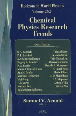 Chemical Physics Research Trends image