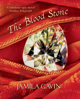 The Blood Stone by Jamila Gavin image