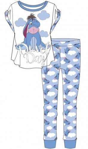 Disney: Eeyore Womens Pyjama Set (12-14)