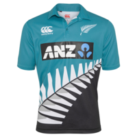 BLACKCAPS Replica Retro Kids Shirt (6YRS) image