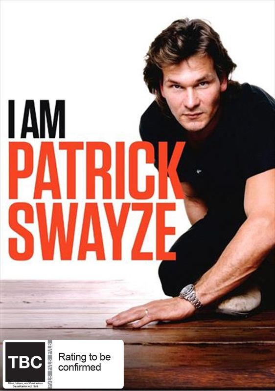 I Am Patrick Swayze on DVD
