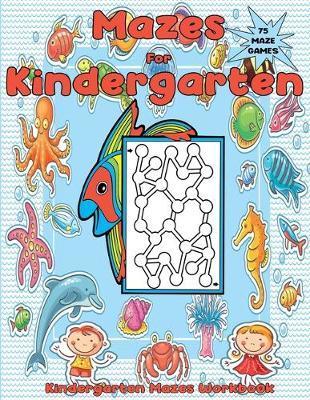 Mazes for Kindergarten by Math