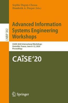 Advanced Information Systems Engineering Workshops image