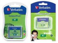 Verbatim Compact Flash Card 4GB image