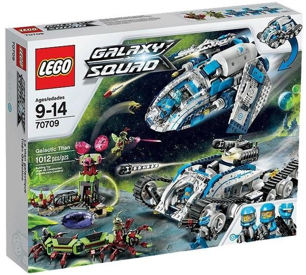 LEGO Galaxy Squad - Galactic Titan (70709)