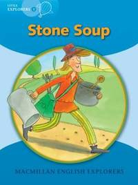Little Explorers B Stone Soup Big Book by Young Explorers image