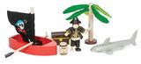 Le Toy Van: Pirate Adventure Play Set