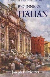 Beginner's Italian by Joseph F. Privitera image