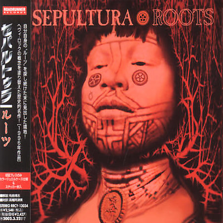 Roots [Limited] by Sepultura image