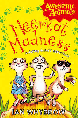 Meerkat Madness by Ian Whybrow image
