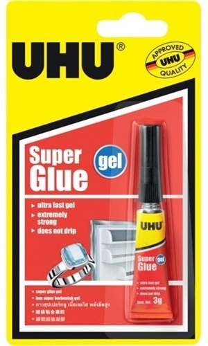 UHU : Super Glue Gel (3g)