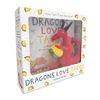 Dragons Love Tacos Book and Toy Set by Adam Rubin