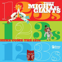 Here Come The 123's by They Might Be Giants image