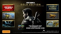 Just Cause 4 Gold Edition for PS4 image