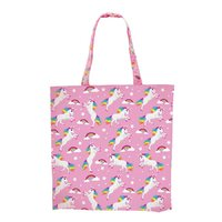 IS GIFT: Foldable Shopper - Cute Unicorns