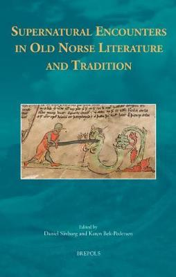 Supernatural Encounters in Old Norse Literature and Tradition image
