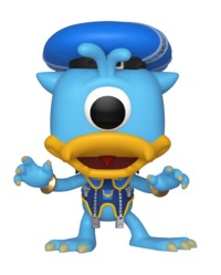 Kingdom Hearts III - Donald (Monster's Inc.) Pop! Vinyl Figure