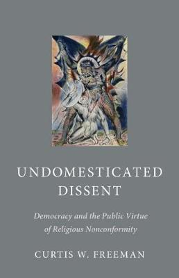 Undomesticated Dissent by Curtis W Freeman image
