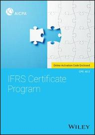 IFRS Certificate Program by Aicpa