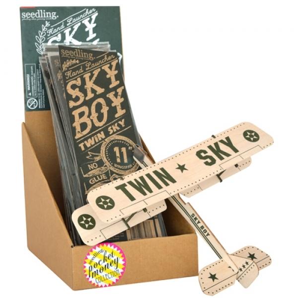 Seedling: Sky Boy - 30cm Glider (Assorted Designs)