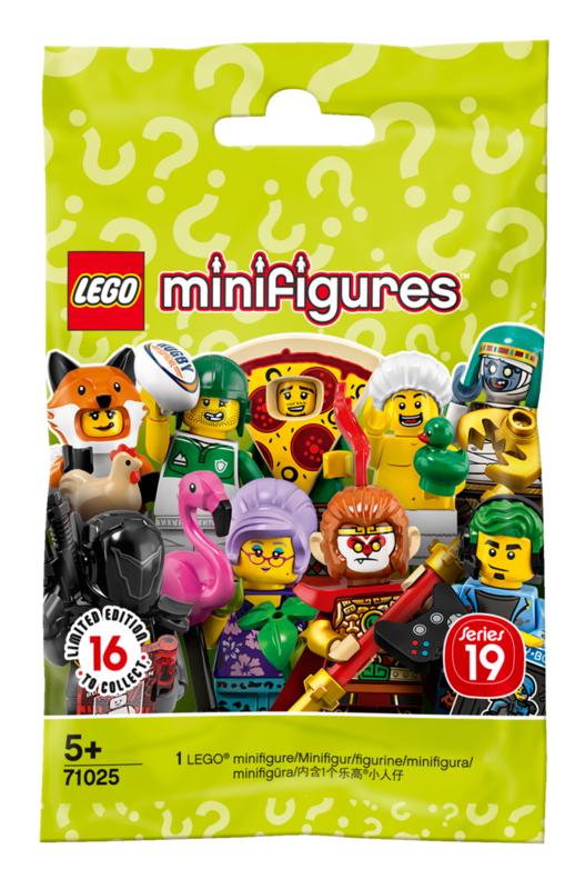 LEGO Minifigures - Series 19 (71025)