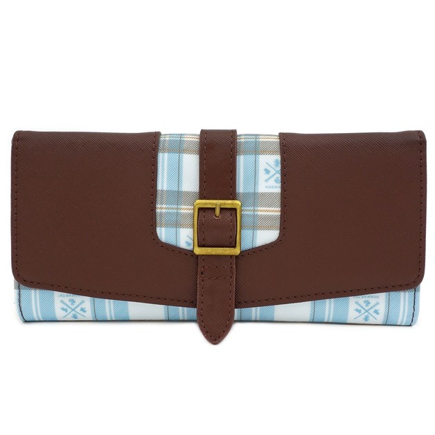 Loungefly: Harry Potter - Blue Check Purse