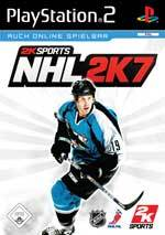 NHL 2K7 for PlayStation 2