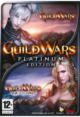 Guild Wars Platinum Edition (includes Guild Wars: Eye of the North) for PC Games