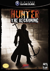 Hunter: The Reckoning for GameCube